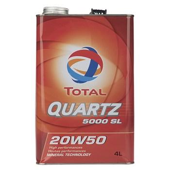 توتال 20W50 امارات مدل Quartz 5000